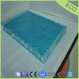 Panneaux d'Honeycomb en fibre de verre pour le revêtement décoratif mural