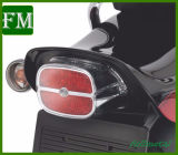 Van de LEIDENE van het Schild van de staaf de Lamp Rem van de Staart voor Harley Softail