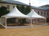 Preiswerter Gazebo, der das Zelt verwendet für unterschiedliches Ereignis bekanntmacht