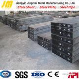 DIN 1.2311/P20 Placas de acero de molde de plástico para el molde de plástico o