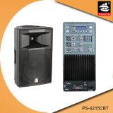15 Zoll PROaktiver Plastiklautsprecher PS-4215cbt USB-180W Ableiter-FM Bluetooth