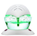 Depuratore di aria a base d'acqua del diffusore dell'aria dell'aroma del Rainbow del purificatore dell'aria della famiglia