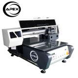 2018 Nueva impresora UV, plástico o madera o cristal/acrílico/Metal/Cerámica/cuero, utiliza la impresora plana UV