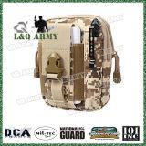 Pochette de tactiques militaires de la taille de la courroie de la taille des sacs sac Pack Pocket
