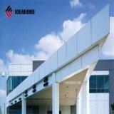 High Gloss алюминиевых композитных панелей для торгового центра