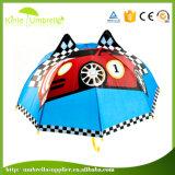 Un ombrello a forma di dei 16 di pollice bambini del fumetto per la promozione