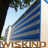 Prefabricated 디자인된 강철 구조물 고무 가공 공장