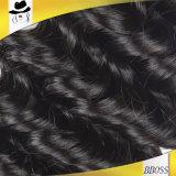 Le prix le plus inférieur dans le cheveu profond brésilien de l'onde 10A, 100%Unprocessed