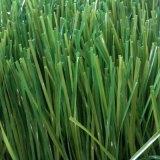 Tappeto erboso artificiale dell'erba di calcio con figura del diamante