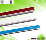Belüftung-elektrische Leitung mit weißem Band-Blau-Kleber