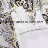 Polyester-Blume gedrucktes super weiches Samt-Gewebe 100% für Tuch