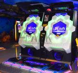 Video macchine del gioco della galleria di ballo elettronico commerciale