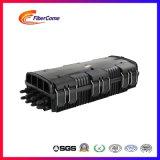 48 núcleos en línea 3 y 3 cierres de empalme de cable de fibra óptica