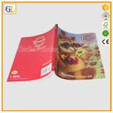Servizio di stampa del libro di bambini del grippaggio perfetto (OEM-GL020)