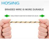 5pin pin 8 Cable cable de datos de relámpagos para teléfonos móviles de Samsung