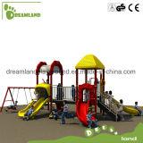 La qualità garantita vendita superiore scherza la strumentazione esterna del campo da giuoco dei bambini