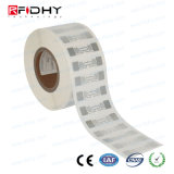 Long tag RFID passif de fréquence ultra-haute du H3 860-960MHz de l'étranger 9662 de terme d'aperçu gratuit
