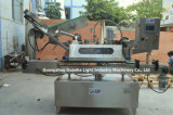 Máquina de enchimento automática do molho com linha de empacotamento de rotulagem tampando do vácuo