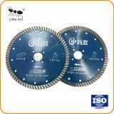7-дюймовый 180мм алмазные пилы алмазные Turbo пильного полотна Tuebo режущий диск для керамического гранита мрамора Quartz.