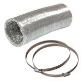 HVAC 시스템 알루미늄 공기 Ductings 및 죔쇠