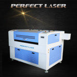 Máquina de gravura de madeira do cortador do laser do CO2 do acrílico 100W do MDF