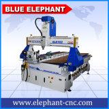 Cnc-hölzerner Fräser 1122, der Maschinen-Holzbearbeitung-Gerät für Verkauf mit preiswerten Preisen von China schnitzt