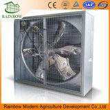 Ventilador da estufa da ventilação da vertente do gado do exaustor da leiteria