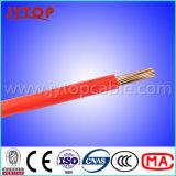 Проводник из бескислородной меди ПВХ изоляцией для электрического провода H07V-R
