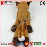 Stuk speelgoed van de Vos van de Pluche van de Gift van de bevordering het Zachte Gevulde Dierlijke voor Jonge geitjes