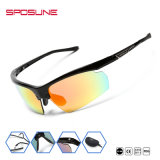 Солнечные очки профессионального зеркала Eyewear спорта UV400 задействуя