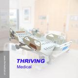 反隆起装置ICU病院用ベッド(THR-EBW509)が付いているABS側面柵