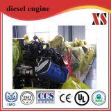 De Dieselmotor 4BTA3.9-G1 van Cummins van Dcec voor g-Aandrijving de Mechanische Gouverneur van de Generator