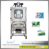 自動縦の液体、フルーツジュースは口の磨き粉が付いている袋のFfsのパッキング機械を立てる