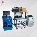 Peça de vestuário de tecido e couro máquinas de corte a laser de marcação a laser