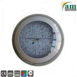 18X3W LED de acero inoxidable bajo el agua de la luz de la Piscina