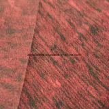Ватка влияния печатание катиона микро-, ткань куртки (красная слива)