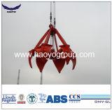 Механически грейферный ковш апельсиновой корки 4 веревочек для стального эскарпа