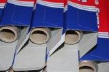 Форма для выпечки, Использование алюминиевой фольги дома рулонов