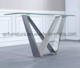 Morden 거실을%s 새로운 디자인 스테인리스 콘솔 테이블