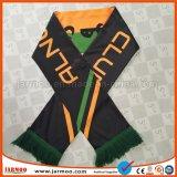 冬のウォーマーの昇進のフットボールのファンのアクリルのスカーフ
