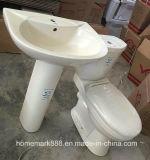 Lavar muy competitivo WC abajo Dos Piezas Wc Twyford