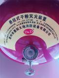 Extincteur sec extrafin enregistré par usine populaire de poudre d'ABC de la Chine