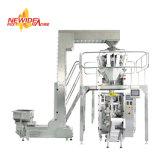 Empaquetadora asada gránulo automático del grano de café