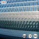 El cinc de 4 pulgadas cubrió el panel del alambre de Singapur Brc soldado