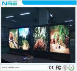 車輪の電話形のLED表示とのLED表示スクリーンのビデオ屋内P5移動を広告する3G