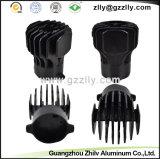 Dispositivo di raffreddamento di alluminio dell'espulsione di ingegneria/radiatore di alluminio/dissipatore di calore di alluminio