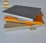 Madera decorativos como los diseños de panel de revestimiento de pared de aluminio