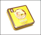 Металлические пирог с золотой печатью для праздника поощрения