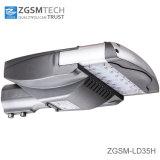 1-10V Dimming 35W Lámpara de Calle LED para Aparcamiento IP66