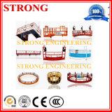 Plate-forme suspendue durable, qualité